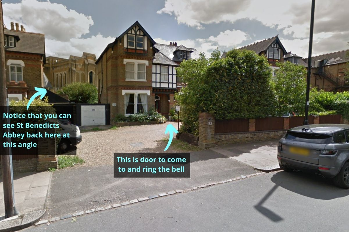 Photo of James Brannan Hypnotherapy Ealing Location